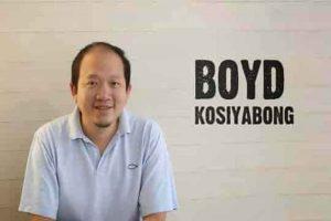 Boy Kosiyabong