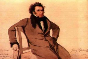 Franz Peter Schubert one