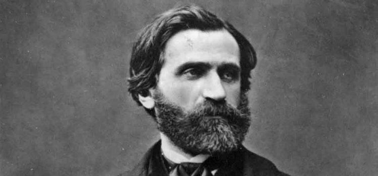 Giuseppe Verdi one