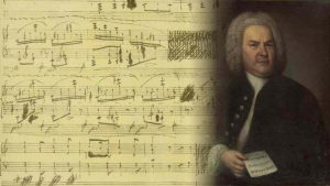 Johann Sebastian Bach one